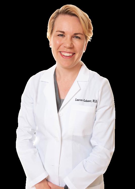 Lauren Gebauer • MD, FAAD, FACMS