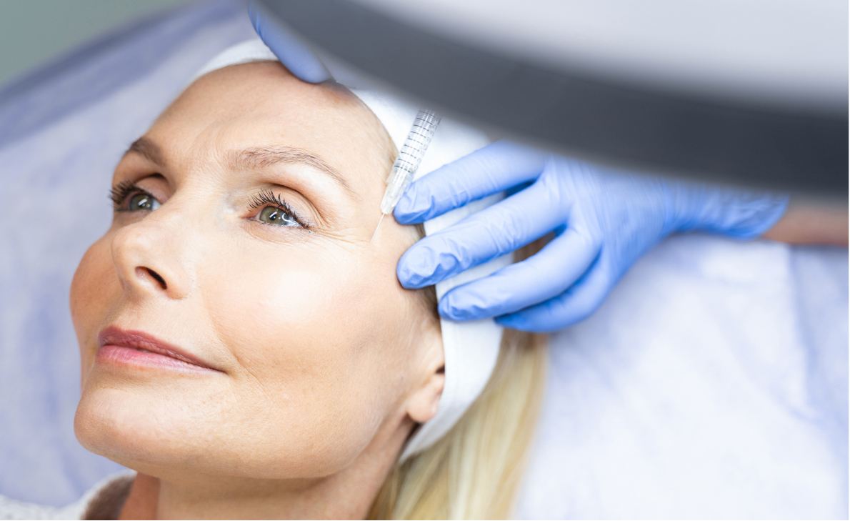 cosmetic dermatology treatment options